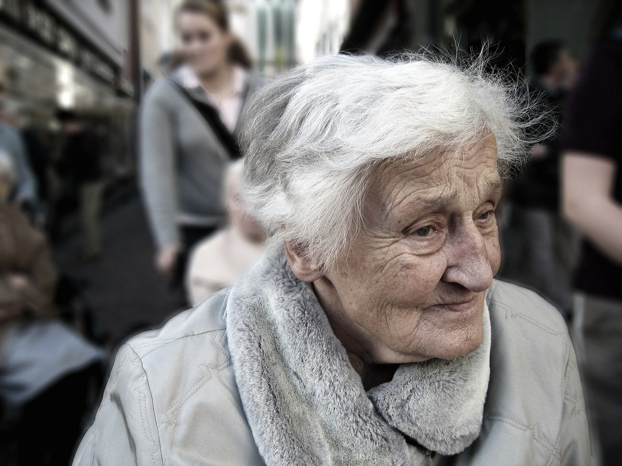 Discuss how seniors can combat health problems they may face